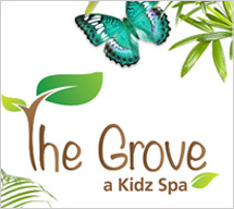 The Grove, Kidz Spa